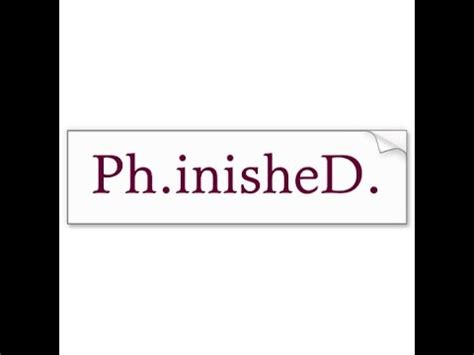 Dissertation only PhD DegreeInfo